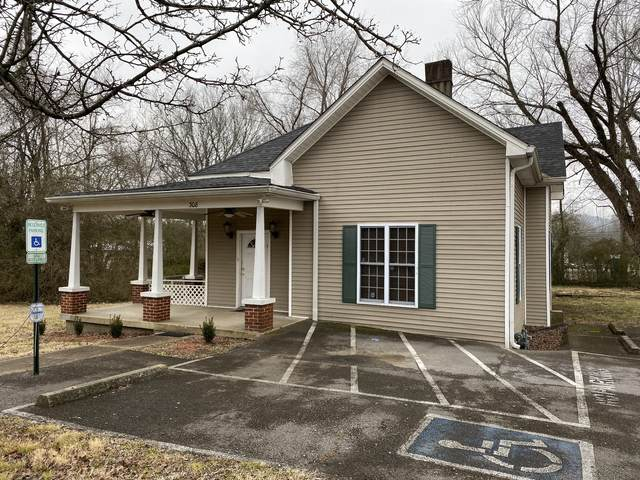 308 Main Street N, Ashland City, TN 37015 (MLS #RTC2228559) :: Nashville Home Guru