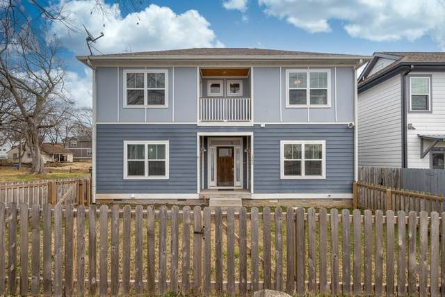 1302 63rd Ave N, Nashville, TN 37209 (MLS #RTC2228567) :: Trevor W. Mitchell Real Estate