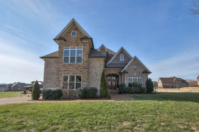 1011 Stonebrook Cove, Lebanon, TN 37087 (MLS #RTC2228573) :: HALO Realty