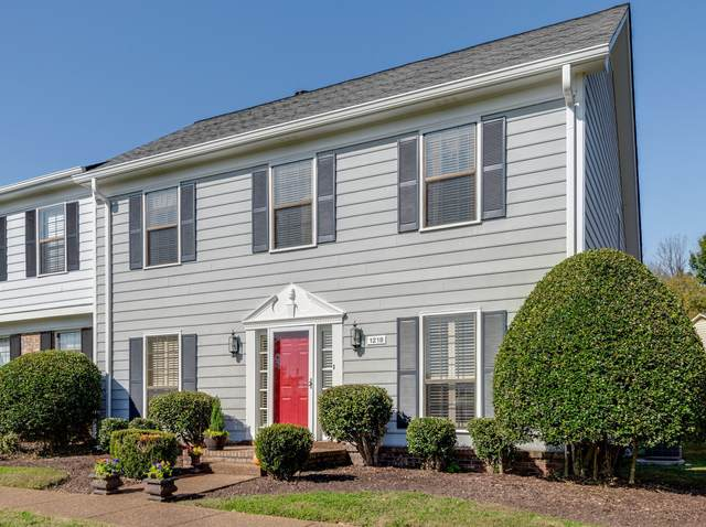 1218 Brentwood Pointe, Brentwood, TN 37027 (MLS #RTC2228588) :: Berkshire Hathaway HomeServices Woodmont Realty