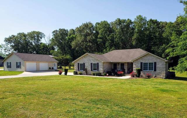 1911 Cook Rd, Tullahoma, TN 37388 (MLS #RTC2228667) :: FYKES Realty Group