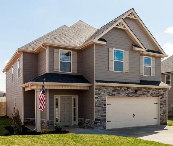 494 West Creek Farms, Clarksville, TN 37042 (MLS #RTC2228782) :: Keller Williams Realty