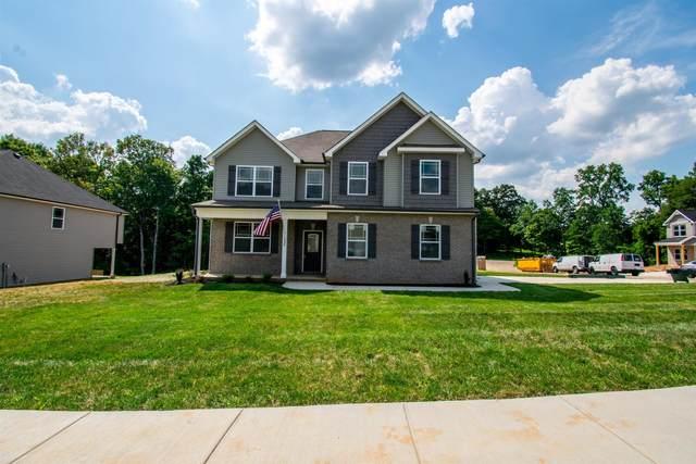 460 West Creek Farms, Clarksville, TN 37042 (MLS #RTC2228791) :: Keller Williams Realty