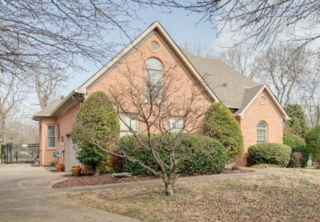 5340 Heatherwood Dr, Brentwood, TN 37027 (MLS #RTC2228797) :: Armstrong Real Estate