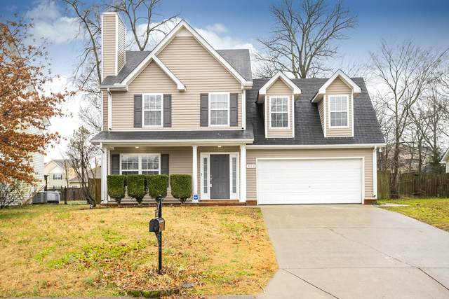 909 Buckhaven Dr, Smyrna, TN 37167 (MLS #RTC2228849) :: John Jones Real Estate LLC
