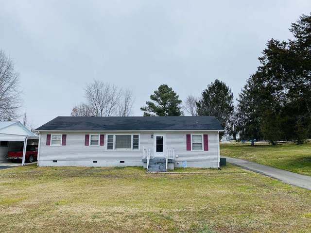 106 W Adams St, Woodbury, TN 37190 (MLS #RTC2228864) :: John Jones Real Estate LLC