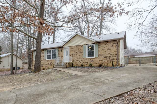 519 Mallory Dr, Clarksville, TN 37042 (MLS #RTC2228882) :: Candice M. Van Bibber | RE/MAX Fine Homes