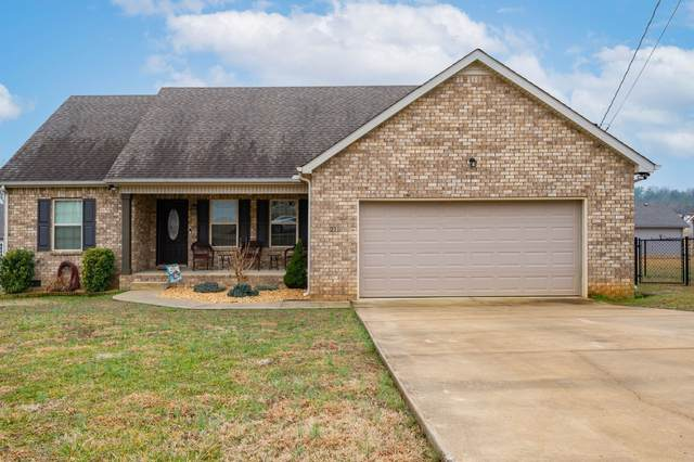 215 Jordan Ave, Shelbyville, TN 37160 (MLS #RTC2228909) :: FYKES Realty Group