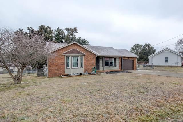 1303 Hand Dr, Clarksville, TN 37042 (MLS #RTC2228982) :: Team Wilson Real Estate Partners