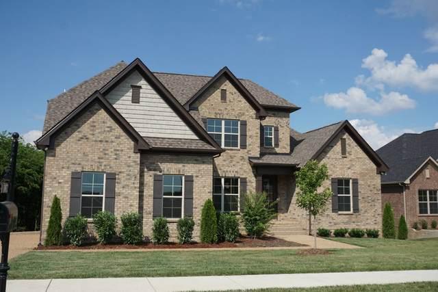 1105 Warlander Way Lot 100, Gallatin, TN 37066 (MLS #RTC2229014) :: Trevor W. Mitchell Real Estate