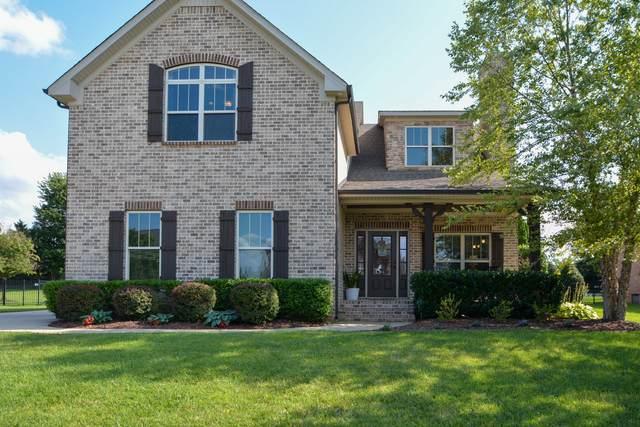 4215 Pretoria Run, Murfreesboro, TN 37128 (MLS #RTC2229093) :: John Jones Real Estate LLC