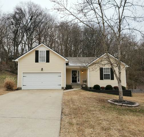 1246 Cottonwood Dr, Clarksville, TN 37040 (MLS #RTC2229106) :: The Kelton Group