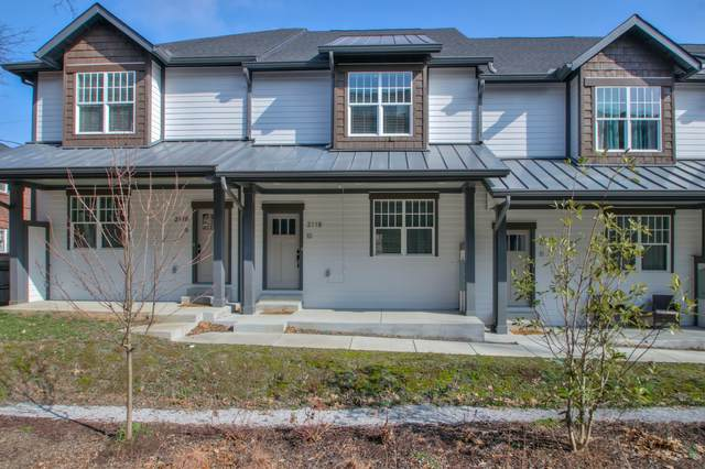 2118 Elliott Ave #10, Nashville, TN 37204 (MLS #RTC2229120) :: Morrell Property Collective | Compass RE