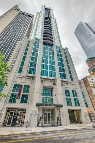 415 Church St N #1013, Nashville, TN 37219 (MLS #RTC2229135) :: DeSelms Real Estate