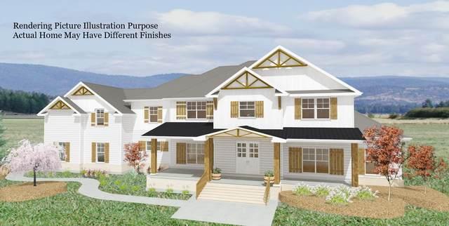 1800 Gunnerson Lane, Franklin, TN 37064 (MLS #RTC2229141) :: The Kelton Group