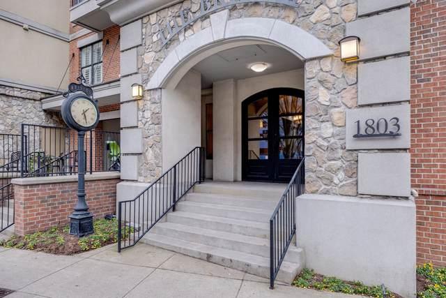 1803 Broadway Apt 107 #107, Nashville, TN 37203 (MLS #RTC2229149) :: DeSelms Real Estate