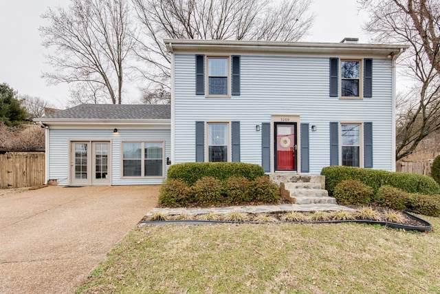 5269 Village Way, Nashville, TN 37211 (MLS #RTC2229328) :: Village Real Estate