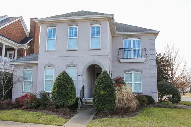 1431 Veranda Cir, Murfreesboro, TN 37130 (MLS #RTC2229333) :: John Jones Real Estate LLC