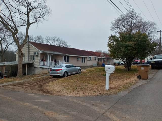 922 Roosevelt Ave, Madison, TN 37115 (MLS #RTC2229394) :: DeSelms Real Estate