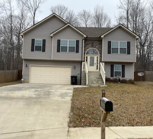 1677 Putnum Dr, Clarksville, TN 37042 (MLS #RTC2229505) :: The Adams Group