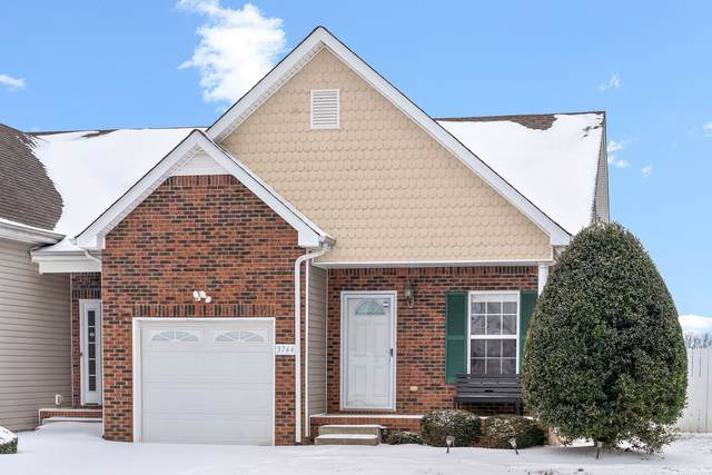 3744 Meadow Ridge Ln, Clarksville, TN 37040 (MLS #RTC2229566) :: The Adams Group