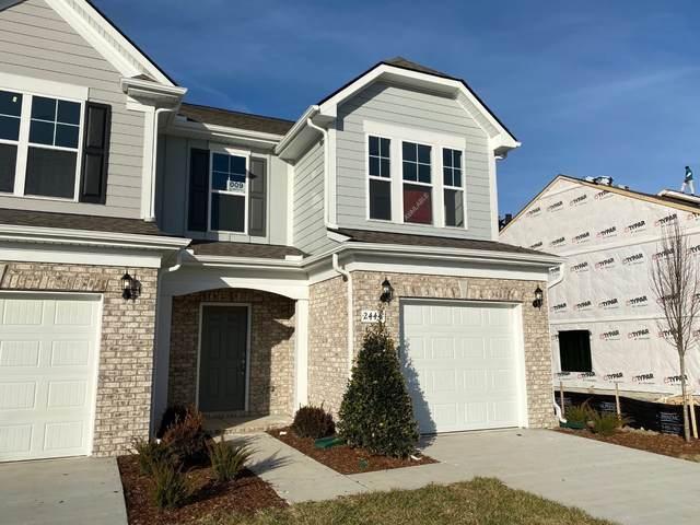 2434 Salem Creek Court, Murfreesboro, TN 37128 (MLS #RTC2229622) :: John Jones Real Estate LLC