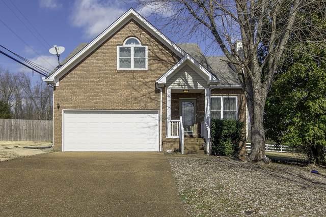 1226 Cedarbend Dr, Mount Juliet, TN 37122 (MLS #RTC2229624) :: Village Real Estate