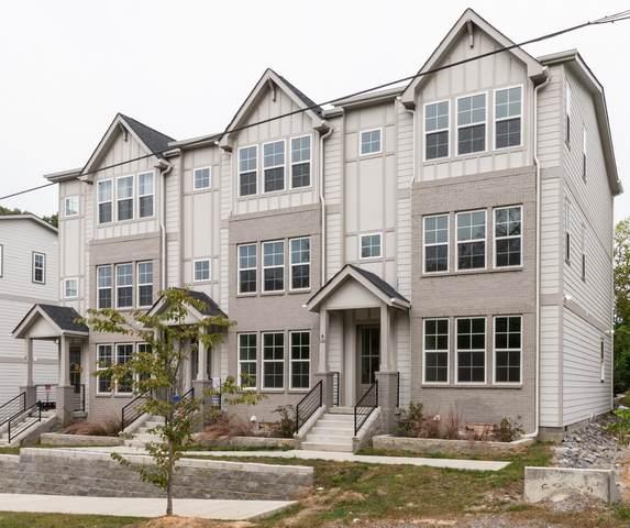122A Oceola Avenue, Nashville, TN 37209 (MLS #RTC2229665) :: Village Real Estate