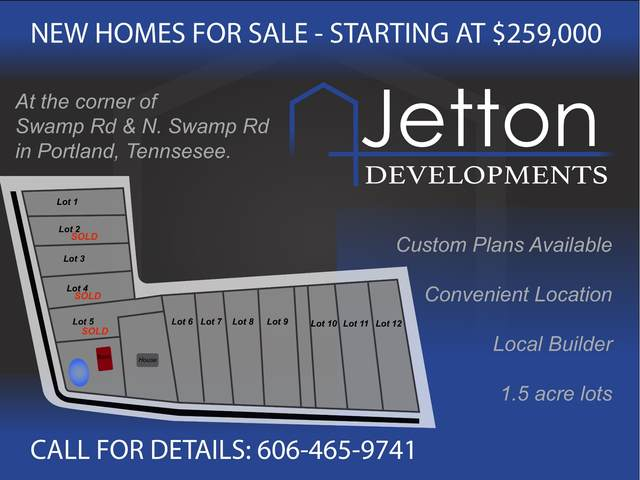 290 N. Swamp Rd, Portland, TN 37148 (MLS #RTC2229666) :: The Kelton Group