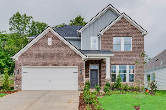 135 Newbury Drive, White House, TN 37188 (MLS #RTC2229672) :: Keller Williams Realty