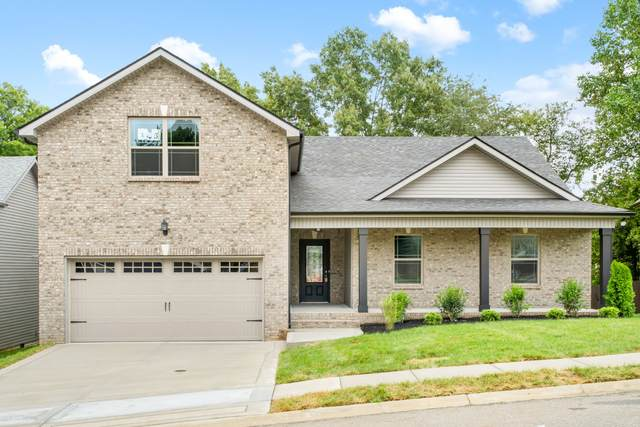 153 Autumnwood, Clarksville, TN 37042 (MLS #RTC2229677) :: The Adams Group