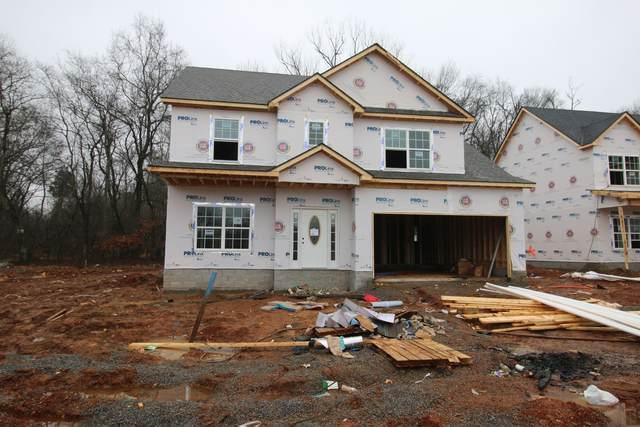 156 Chalet Hills, Clarksville, TN 37040 (MLS #RTC2229717) :: Keller Williams Realty