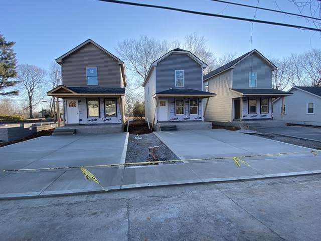 101 Edmondson Ferry Road, Clarksville, TN 37040 (MLS #RTC2229724) :: Ashley Claire Real Estate - Benchmark Realty