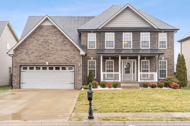 1121 Chinook Cir, Clarksville, TN 37042 (MLS #RTC2229744) :: Live Nashville Realty