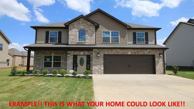 150 Charleston Oaks, Clarksville, TN 37042 (MLS #RTC2229798) :: HALO Realty