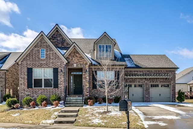 602 Newcomb St, Franklin, TN 37064 (MLS #RTC2229938) :: Village Real Estate