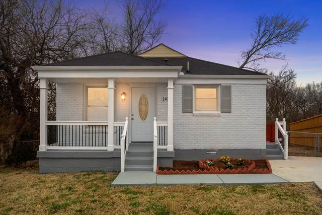 2425 18th Ct N, Nashville, TN 37208 (MLS #RTC2229953) :: Kenny Stephens Team