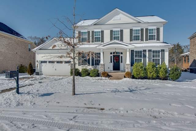 154 Whitney Park Dr, Nolensville, TN 37135 (MLS #RTC2229969) :: Nashville Home Guru