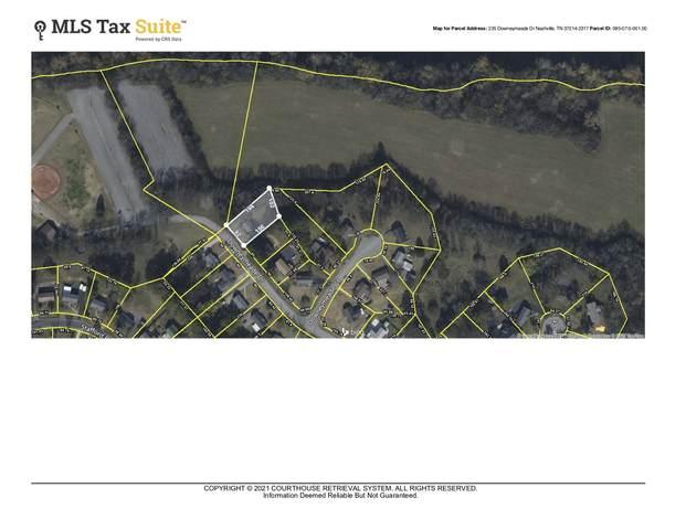235 Downeymeade Dr, Nashville, TN 37214 (MLS #RTC2230020) :: Village Real Estate