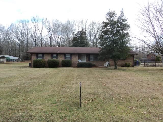 75 Belmar Rd, Manchester, TN 37355 (MLS #RTC2230155) :: Village Real Estate