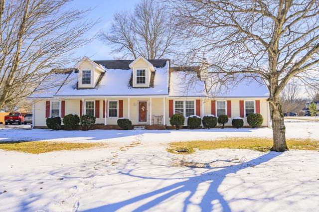 101 Wintergreen Ct, Smyrna, TN 37167 (MLS #RTC2230158) :: John Jones Real Estate LLC