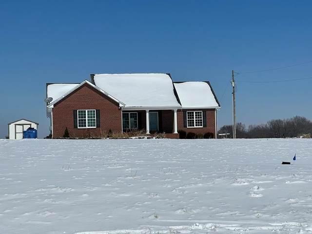 1952 Kelly Mt Zoar, Hopkinsville, KY 42240 (MLS #RTC2230202) :: Village Real Estate