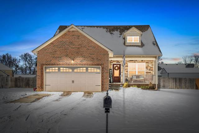 692 Crestone Ct, Clarksville, TN 37042 (MLS #RTC2230336) :: Ashley Claire Real Estate - Benchmark Realty
