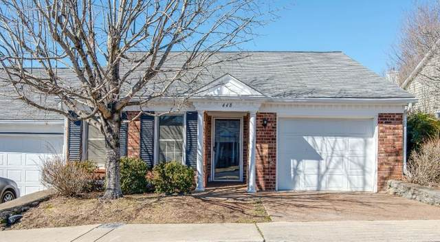 448 Siena Dr, Nashville, TN 37205 (MLS #RTC2230347) :: Team Wilson Real Estate Partners