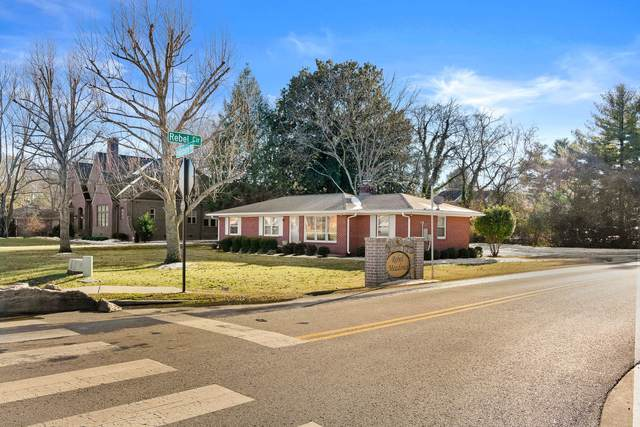 813 Hillsboro Rd, Franklin, TN 37064 (MLS #RTC2230371) :: The Helton Real Estate Group