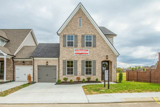 103 Bellagio Villas Dr, Spring Hill, TN 37174 (MLS #RTC2230473) :: Hannah Price Team