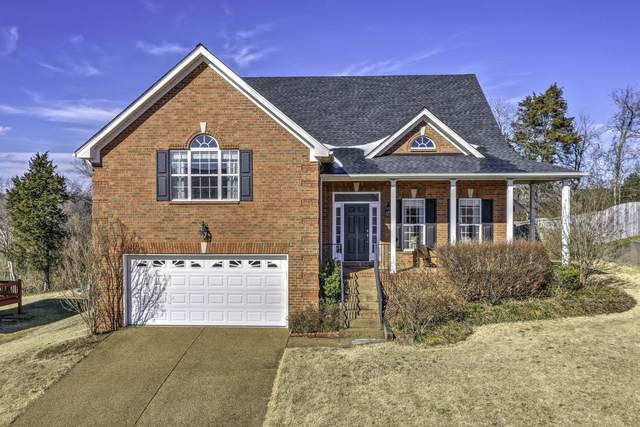 106 Bartlett Lane, Hendersonville, TN 37075 (MLS #RTC2230527) :: Real Estate Works