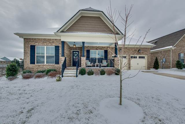 935 Springlane Dr, Nolensville, TN 37135 (MLS #RTC2230551) :: Oak Street Group