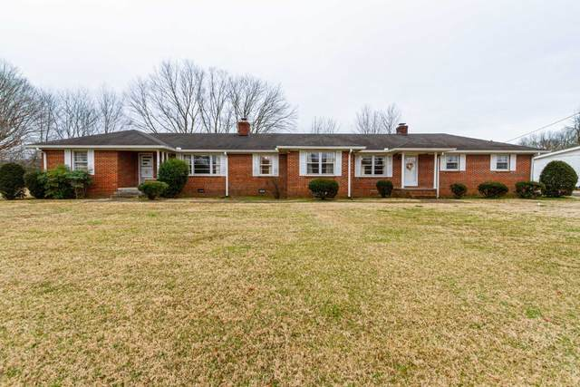 1437 Main St, Lynchburg, TN 37352 (MLS #RTC2230558) :: Live Nashville Realty