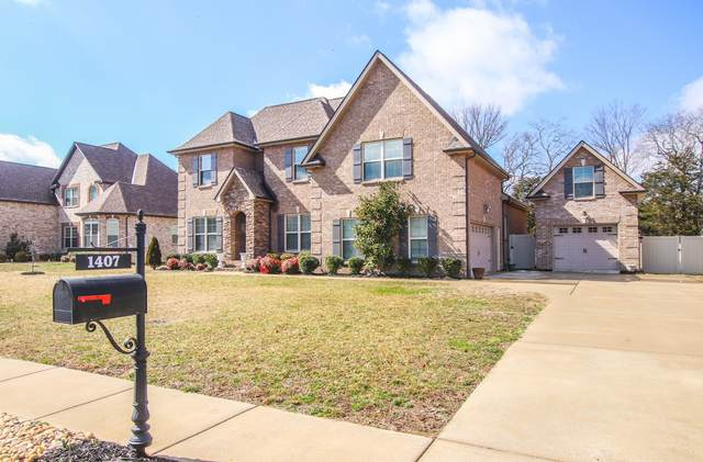 1407 Rhonda Dr, Christiana, TN 37037 (MLS #RTC2230559) :: John Jones Real Estate LLC
